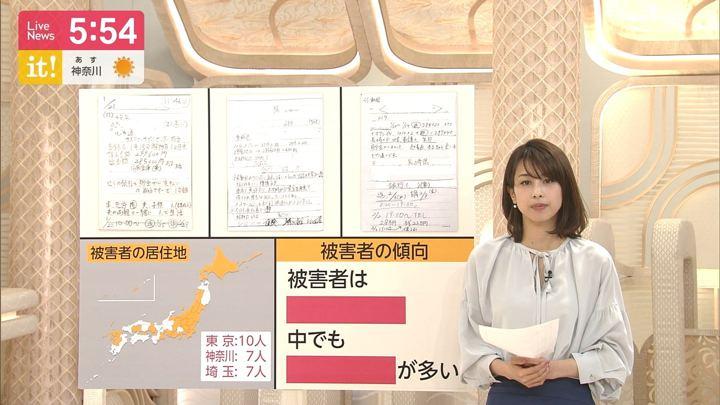 2019年04月04日加藤綾子の画像15枚目