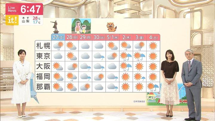 2019年04月24日加藤綾子の画像25枚目
