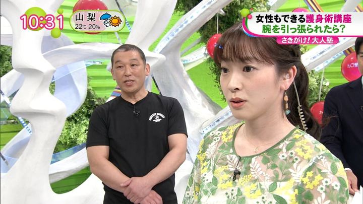 2019年04月08日三上真奈の画像10枚目