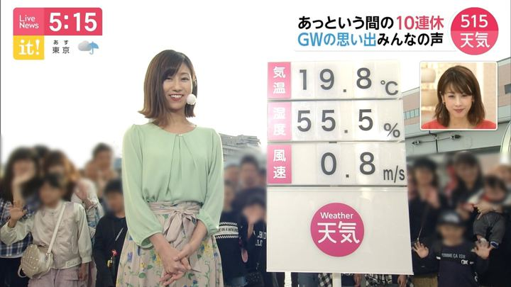 2019年05月06日酒井千佳の画像01枚目