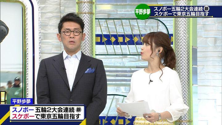 2019年03月16日鷲見玲奈の画像22枚目