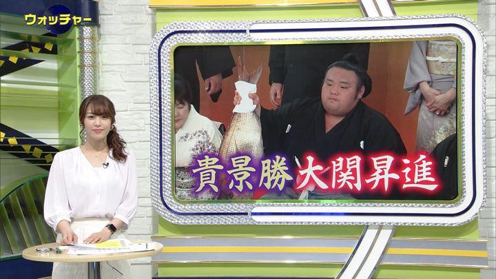 2019年03月27日鷲見玲奈の画像01枚目
