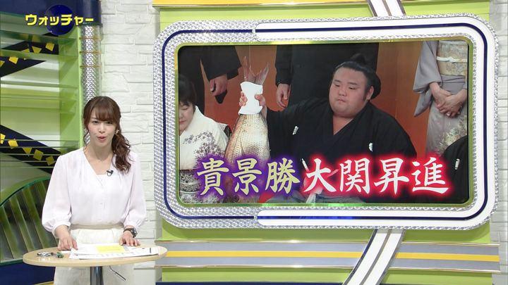 2019年03月27日鷲見玲奈の画像02枚目
