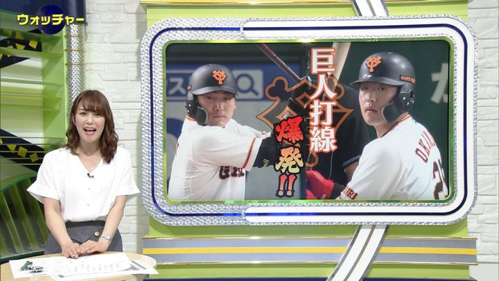 2019年04月03日鷲見玲奈の画像03枚目