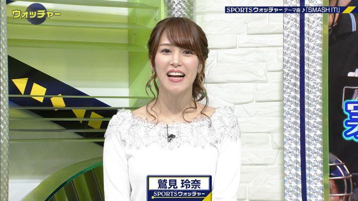 2019年04月10日鷲見玲奈の画像13枚目
