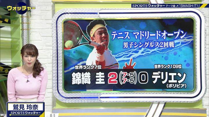 2019年05月08日鷲見玲奈の画像23枚目