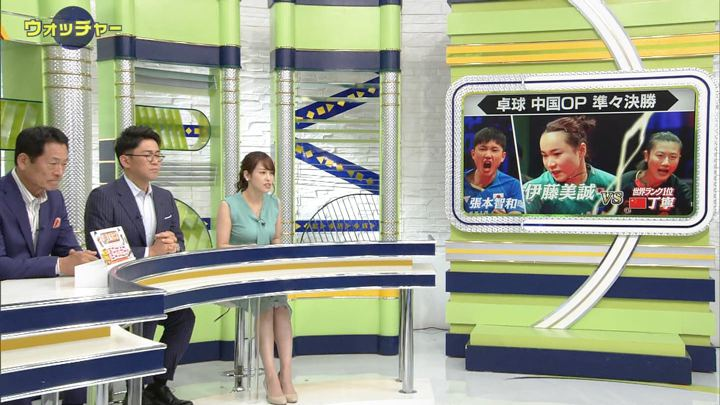 2019年06月01日鷲見玲奈の画像17枚目