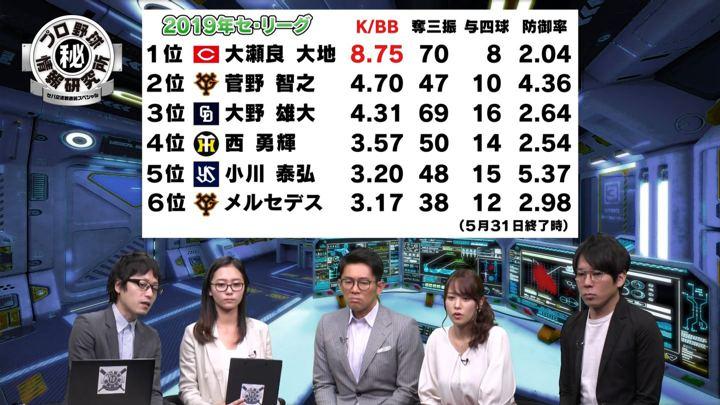 2019年06月02日鷲見玲奈の画像14枚目