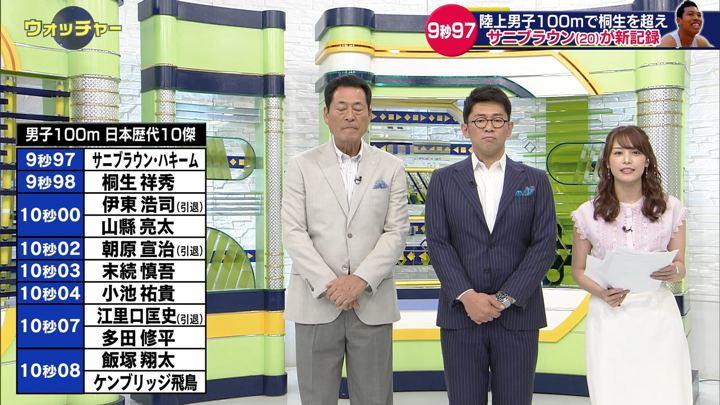 2019年06月08日鷲見玲奈の画像35枚目