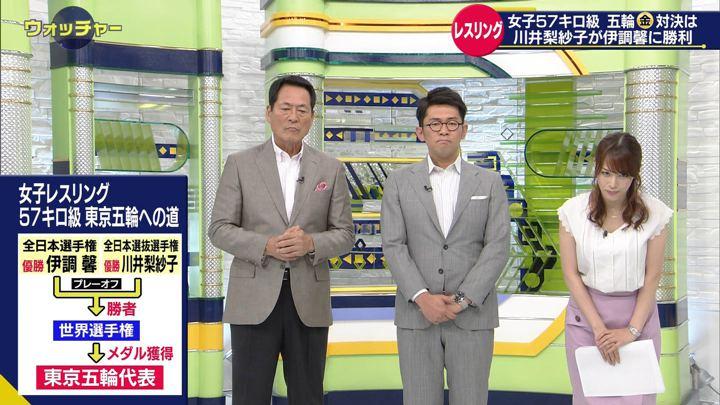2019年06月16日鷲見玲奈の画像08枚目