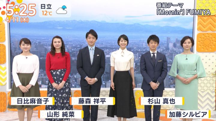 2019年04月11日山形純菜の画像01枚目