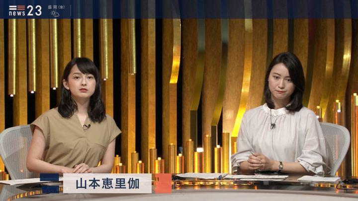 2019年06月13日山本恵里伽の画像03枚目