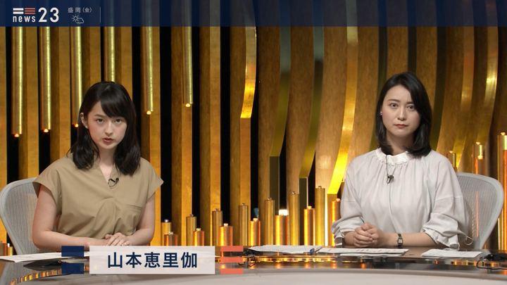 2019年06月13日山本恵里伽の画像04枚目
