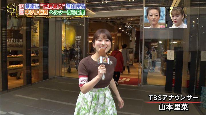 2019年04月07日山本里菜の画像11枚目