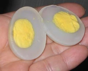 はとゆで卵
