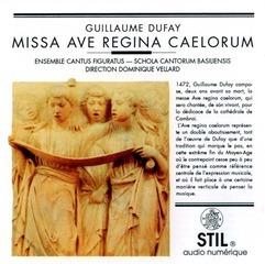 Dufay_Missa Ave regina caelorum