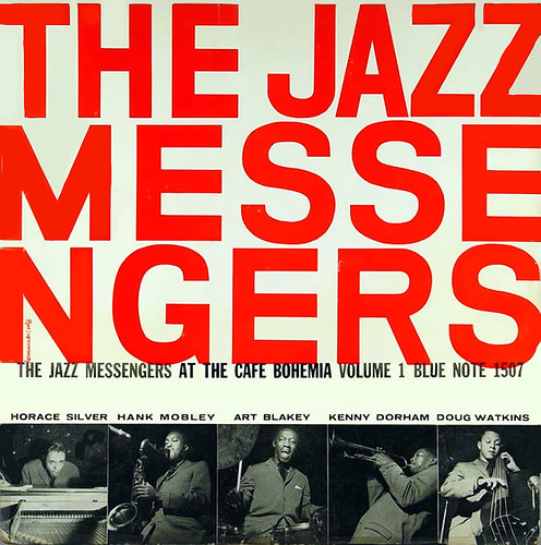 The Jazz Messengers At the Cafe Bohemia Vol1