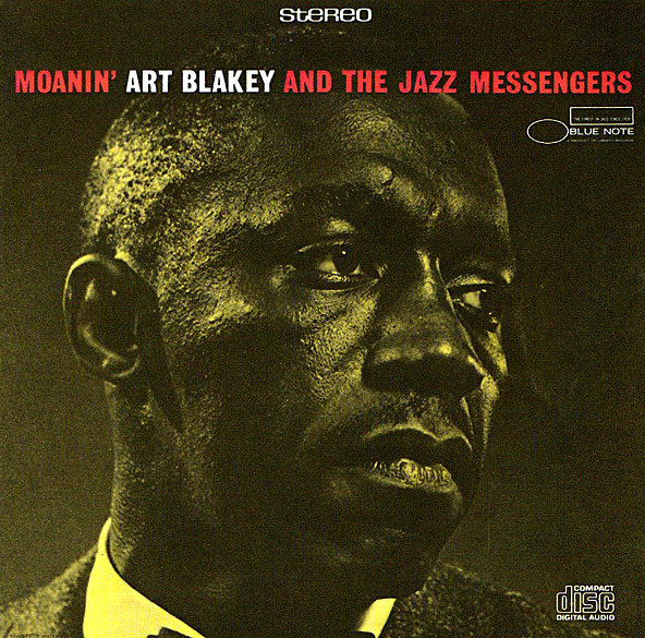 Art Blakey Jazz Messengers_Moanin