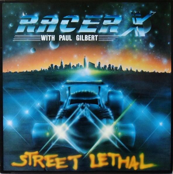 RACER X STREET LETHAL