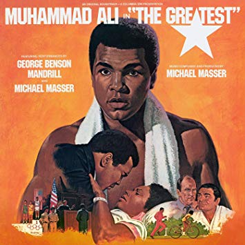 『Muhammed Ali in THE GREATEST original soundtrack』