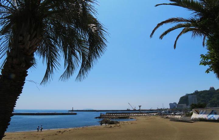 熱海の海岸-820