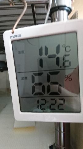 温度計2019年6月11日
