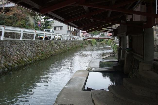 大分野湯めぐりツーリング満願寺温泉2