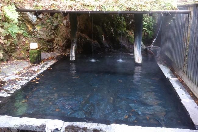大分野湯めぐりツーリング 筋湯温泉