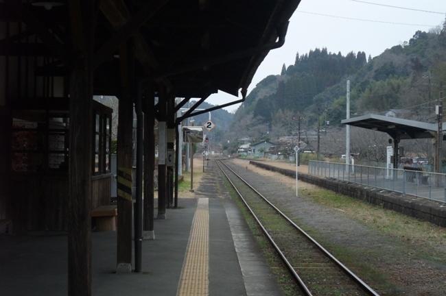 大隅横川駅 (2)