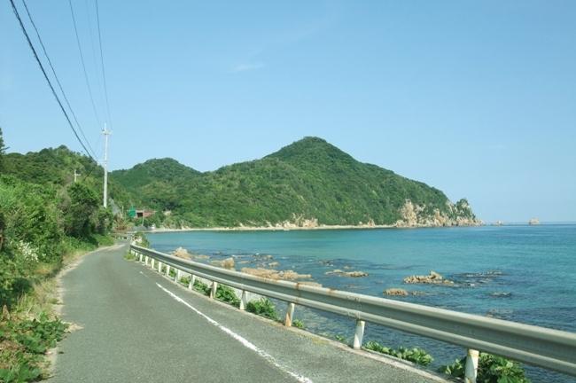 山口県道64号萩三隅線 (2)
