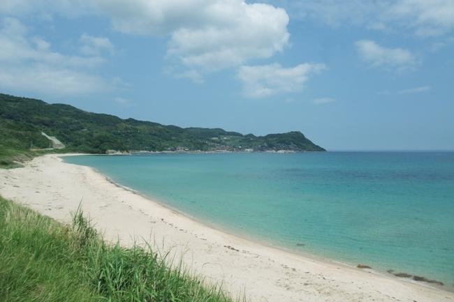 長門大浜海岸