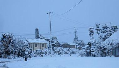 005雪景色