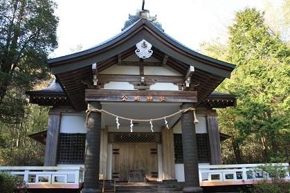 公時神社(神奈川県箱根町) - 古今東西 御朱印と散策