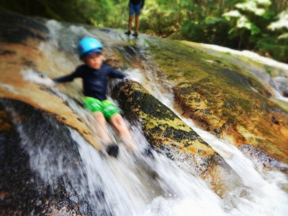 Water slider