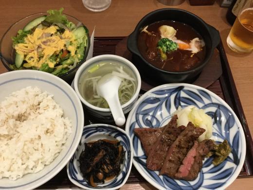 190422青葉夕食
