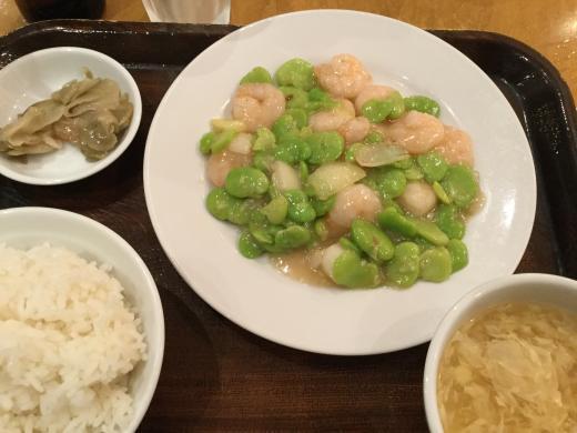 190419紅虎餃子房夕食