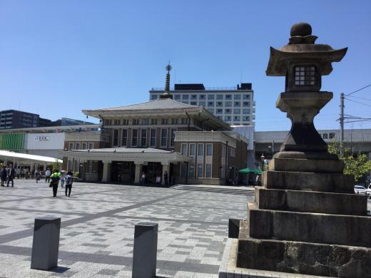 190504奈良駅前