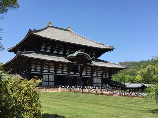 190504奈良東大寺大仏殿