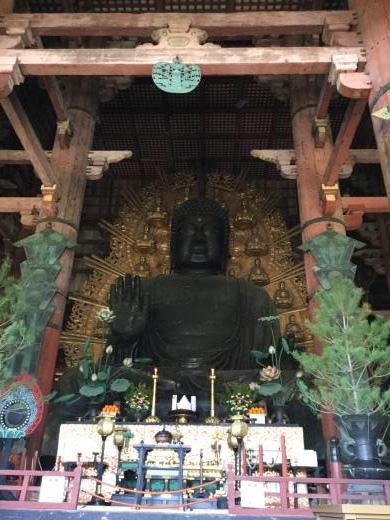 190504奈良東大寺大仏