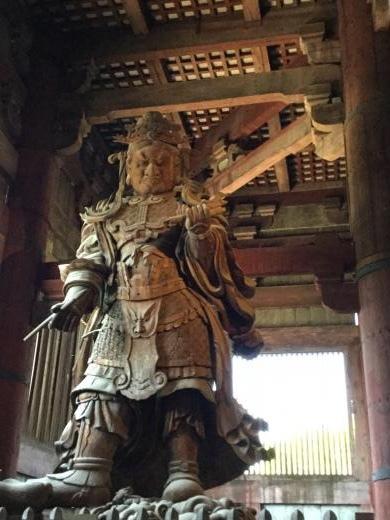 190504奈良東大寺広目天立像