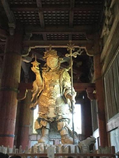 190504奈良東大寺多聞天立像