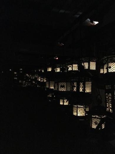 190504春日大社釣り灯籠