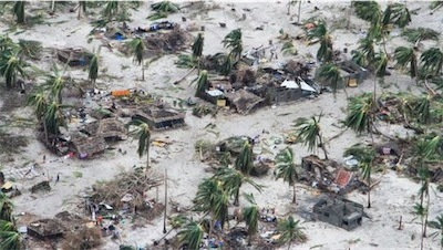モザンビークkenneth_floods