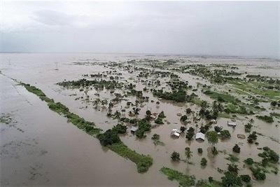 モザンビークbeira_floods