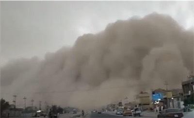 イラク 砂嵐iraq_dust_storm
