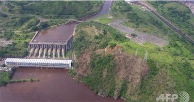 河川の3分の2、ダムなど人工物で分断XRARH21e