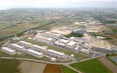 弾薬庫が設置されている陸上自衛隊宮古島駐屯地55e1efd5170e82298093e7aacd26e258