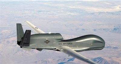 米軍の無人偵察機YJbocicf