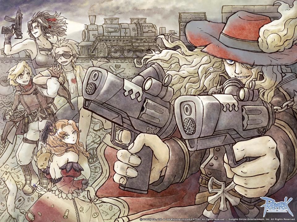 双銃の反逆者