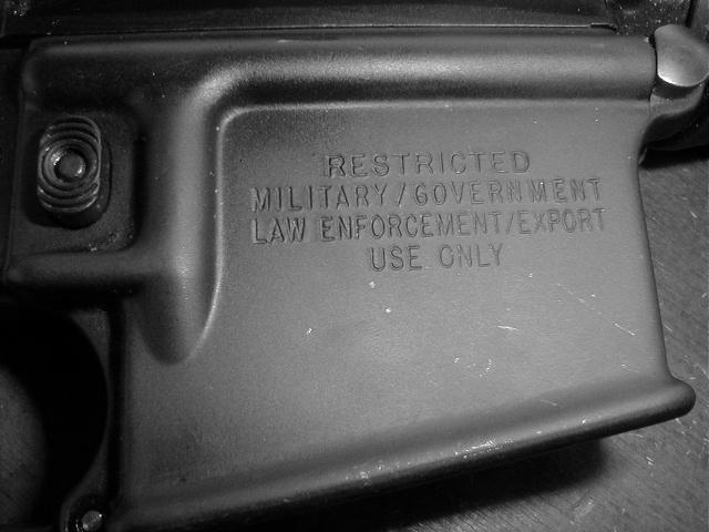実銃M4A1